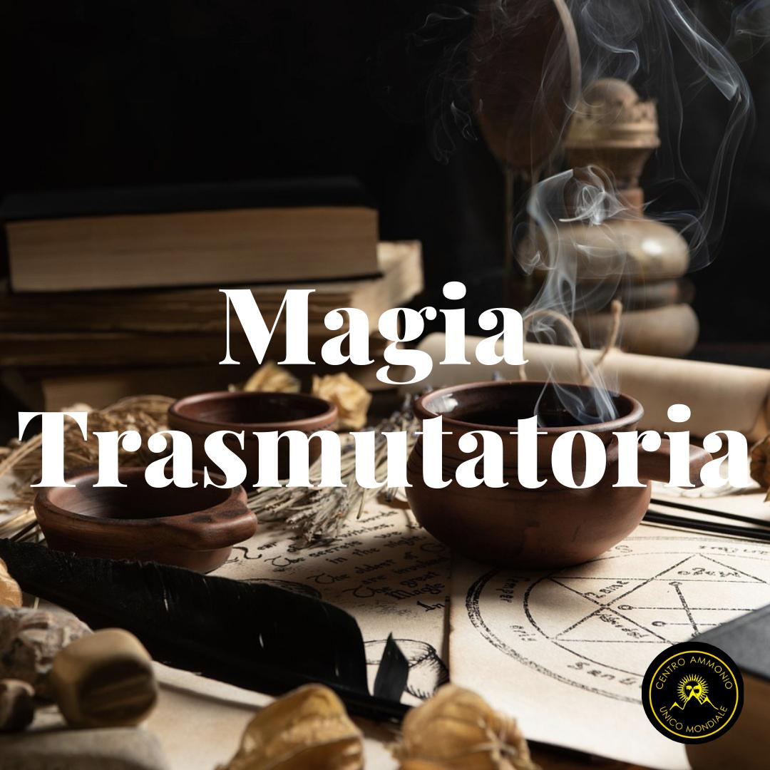 Magia Trasmutatoria